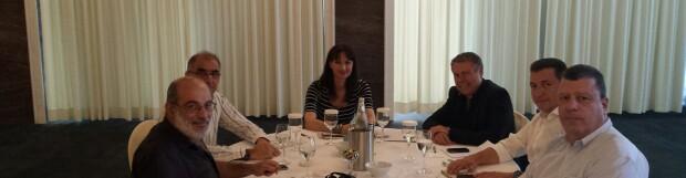 Συνάντηση με Υπουργό Τουρισμού